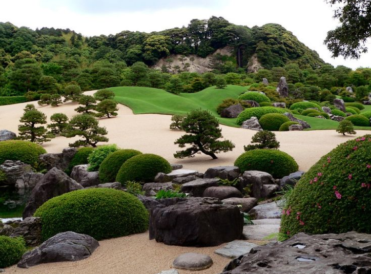 The Design Of The Rock Gardens